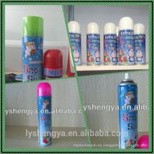 aerosol de nieve de carnaval Fabricado en China