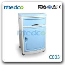 C003 Пластиковый кабинет больницы ABS