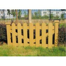 1000 * 600 2014 Eco-Friendly Venta al por menor caliente de madera al aire libre de plástico WPC compuesto valla