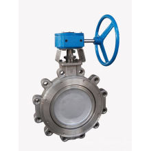 """At reasonable prices 3"""" cast iron gear operated butterfly valve"""