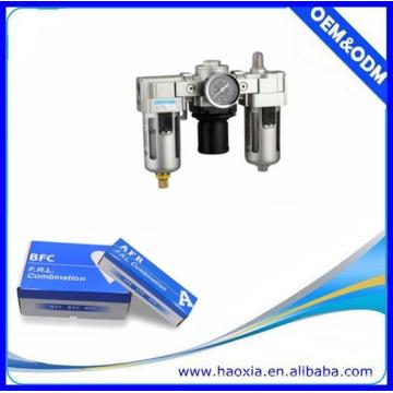 Combinación de filtro de aire SMC Tratamiento de fuente de aire para AC3000-03