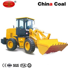 Cargadora retroexcavadora con ruedas ZL-30 de China High Torque