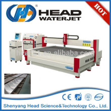 Less wasted materials water jet cutting spring steel cutting machine