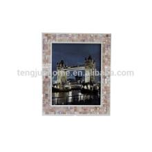 CPN-RPF810 Cadre de coquille rose Big Photo avec cadre photo photo blanc photo blanc