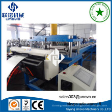 car roof panel rollformer machine unovo machinery