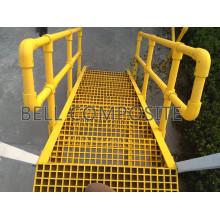 Fiberglas Handrailing und GFK Handläufe mit hoher Qualität