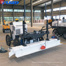 Ride-on Four-wheel Laser Cement Concrete Screed Machine