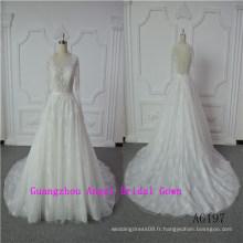 Robe de mariée élégante sirène