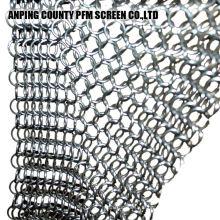 Épampreuse en acier inoxydable de chaîne en acier inoxydable 316 de silicone Xl 7x7 pouces