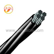10kv Antena Bundle Cable / ABC Cable aéreo