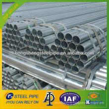 ASTM A106 Gr.B verzinktes Stahlrohr