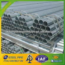ASTM A106 Gr.B galvanized steel pipe