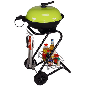 S Form Electric Grill Grill