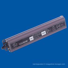 50W DC12V LED Driver avec bonne qualité DC12V Lamp Power Supply