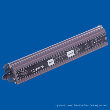 50W DC12V LED Driver with Good Quality DC12V Lamp Power Supply