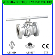 Cast Floating Industrial Ball Valve