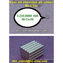 Neodym-Magneten für Magnetverschluss