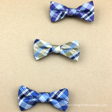 Custom Mens Gift Silk Jacquard Woven Bowtie Wholesale