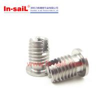 Edelstahlgewindedreheneinsatz Hersteller China Shenzhen Factory