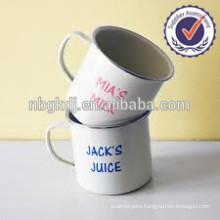 enamelware free protein joyshaker milk cup for drinking