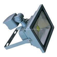 30W RGB impermeável IP65 projetor LED Floodlight ao ar livre