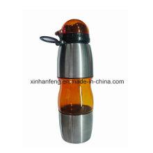 Portable Fahrrad Wasserflasche für Bike (HBT-013)