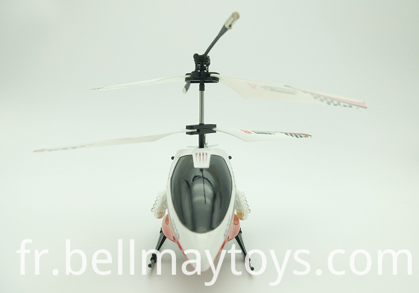 RC Helicopter with Flash Light