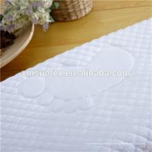 Tapete de algodão personalizado