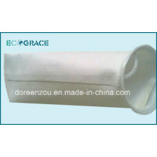 Polipropileno bolsa de filtro de líquido de tela de fibra