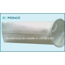 Bolsa de filtro de líquido de pano de fibra de polipropileno