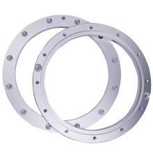 CNC Machined Components of Aluminum Flange