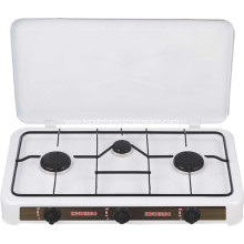 3 Burner Europe Type Gas Oven With Cover