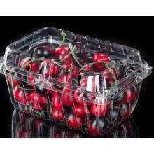 Boîte d'emballage blister de fruits frais