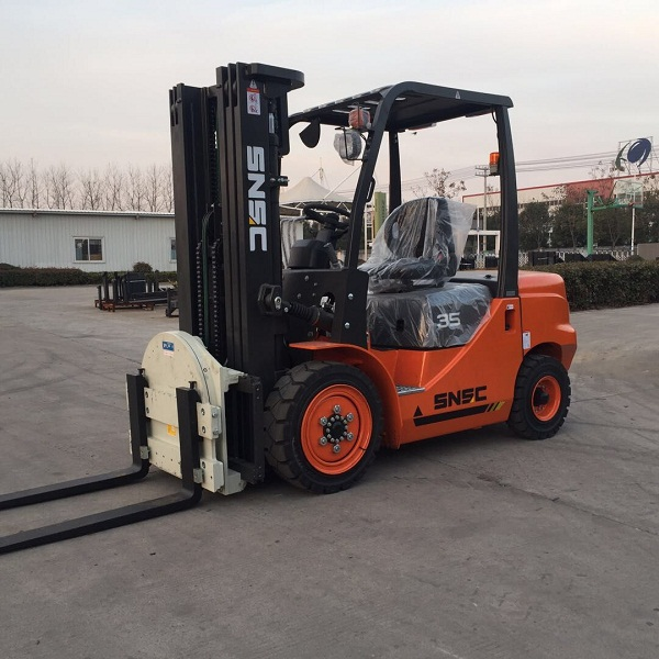 3.5 ton forklift with rotator