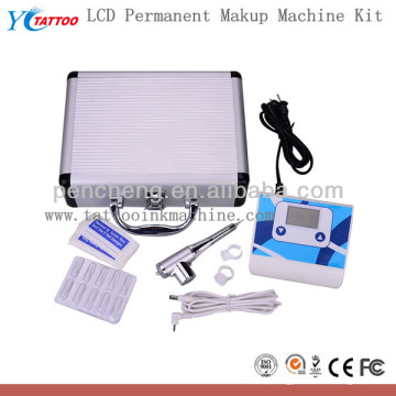 2013 LCD wholesale tattoo kit make up kit for beginners
