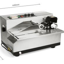 Горячая Штамповка Дата партия Кодирования Печатная Машина для пластика