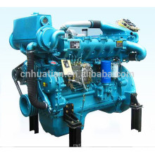 Weifang 6-Cylinder Marine Diesel Engine 84kw for sale
