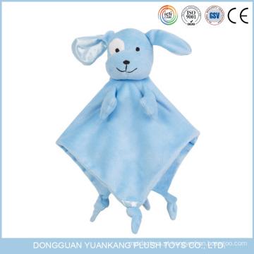 cobertor de toalha de cara de bebê animal com capuz elefante macio seguro em preço de fábrica