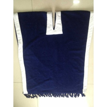 Adult Poncho Terry Towel