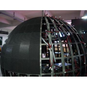 Nuova innovazione P5 Sfera Led Ball Screen Display