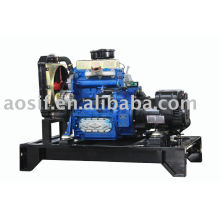 19kva Шанхайский генераторный агрегат