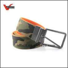 Padrão de camuflagem de venda quente Canvas Belts