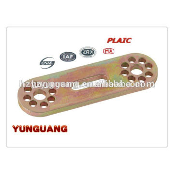aluminum brackets Tin finished copper clevis wire joiners electrical equipment hardware fitting