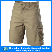 2016 New Fashion Casual Pure Cotton Cargo Mens Shorts