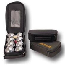 Chrome Bocce Ball Set Trong Túi Nylon