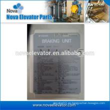 Unidad de frenado de elevador