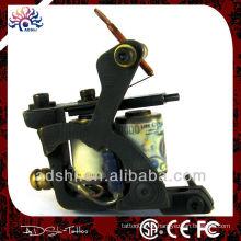 Damaskus Tattoo Maschine, handgefertigte Tattoo Maschine Tattoo Pistole
