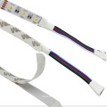 DC12V SMD 5050 RGBW RGBWW 4 in 1 led chip 60Leds/m flexible LED led strip