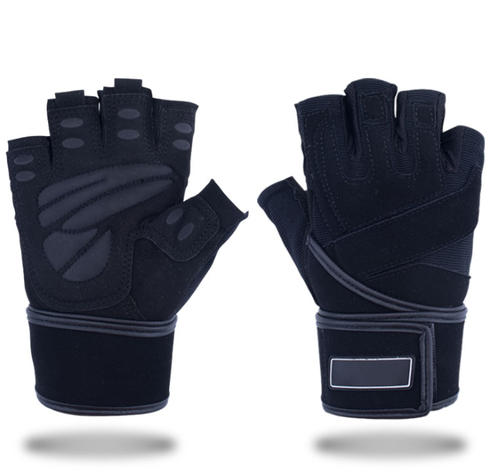 Gloves Fitness Back Nd Front