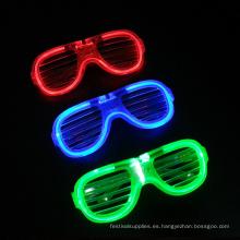 decoracion de gafas led